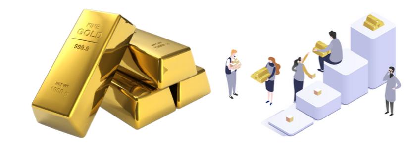digitizing gold