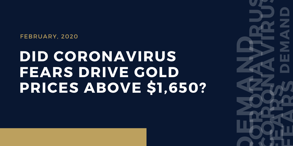 Did-Coronavirus-Fears-Drive-Gold-Prices-Above-$1,650