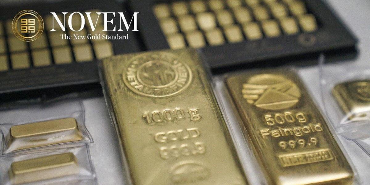 Novem Gold Bars