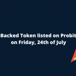 probit exchange listing