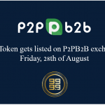 NVM listed to P2PB2B